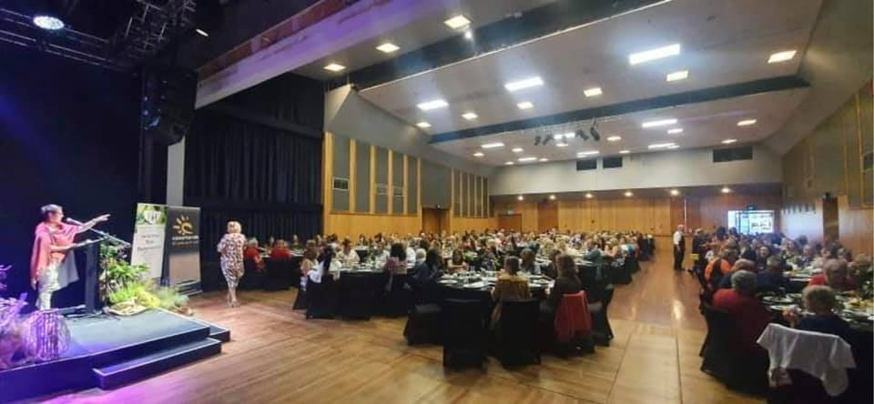 International Women's Day Lunch a success